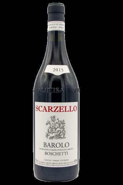 Barolo Boschetti Scarzello